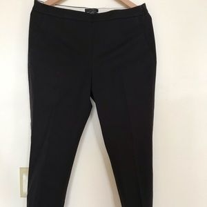Black Capri slacks